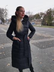 Пуховик Armani цена - цена со скидкой 4 320 грн