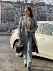 Пальто Stella McCartney, цена 6980-15%=5933 грн