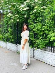 Платье Zimmermann, лен с шелком, цена 6700 грн
