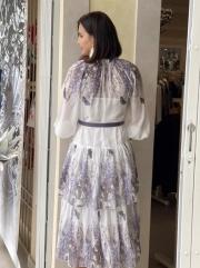 Платье Zimmermann, шифон, цена 2900 грн