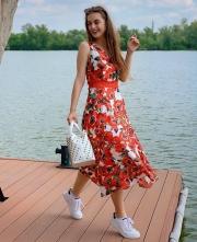 Платье Dolce&Gabbana, цена 3370 грн (цена со скидкой 50% - 1685 грн)