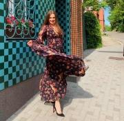 Платье шелк, цена 6750 грн