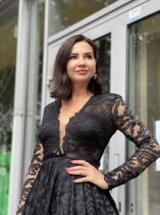 Платье миди Jadore, цена 9800-20%=7840 грн, р.44,46,48