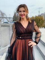 Платье миди, цена 3950 грн