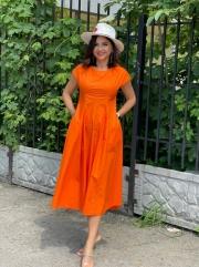 Платье коттон, цена 2500 грн