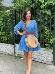 Платье кружево, цена 3200-15%=2720 грн