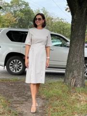 Платье коттон Peserico, цена 3300 грн