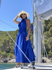 Платье Zimmermann, лен с шелком, цена 8800 грн
