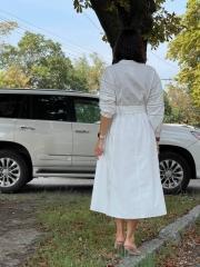 Платье коттон Brunello Cucinelli, цена 4450 грн