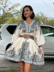 Платье Zimmermann, цена 3300-30%=2310 грн, Пояс кожа 900 грн