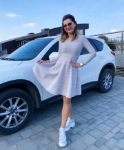 Платье Alaia (резинка) -3850-30%=2660 грн