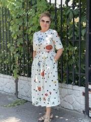Платье Zimmermann, натуральный шелк, цена 8500 грн
