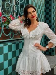 Платье прошва - цена 2750 грн
