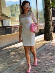Платье Off White - 1950 грн, Сумка - 2100 грн