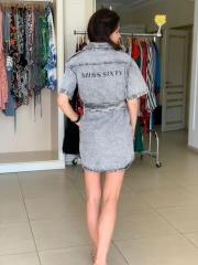 Платье джинс Miss Sixty, цена 3 250 грн