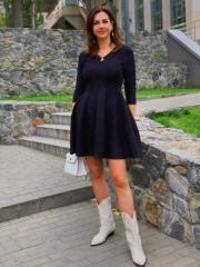 Платье Alaia люрекс - 4350 грн