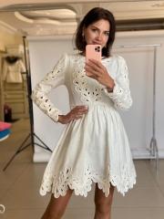 Платье Zimmermann, 100% лен -6700 грн