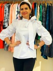 Блуза 100% хлопок - 1850 грн