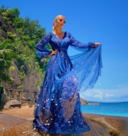 Платье кружево - 6700 грн