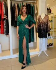 Платье пайетки - 4400-10%=3960 грн