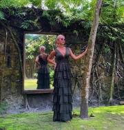 Платье воланы - 4700 грн