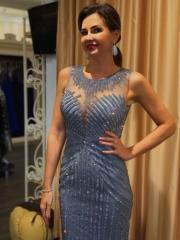 Платье в камнях - 10 260 грн