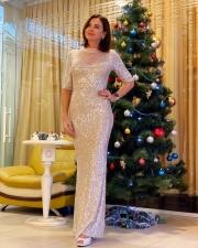 Платье пайетки - 4400-10%=3960 грн (серебро, черное)