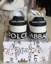 Кроссовки Dolce & Gabbana, кожа, люкс качество, размер 37, цена 130$